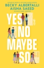 Yes No Maybe So - eBook