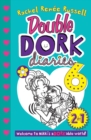 Double Dork Diaries #6 : Frenemies Forever and Crush Catastrophe - Book