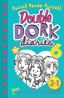 Double Dork Diaries #6 : Frenemies Forever and Crush Catastrophe - eBook