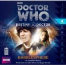 Doctor Who: Babblesphere (Destiny of the Doctor 4) - Book