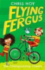 Flying Fergus 4: The Championship Cheats - Book