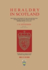 Heraldry in Scotland - J. H. Stevenson - Book
