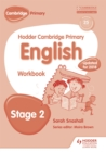Hodder Cambridge Primary English: Work Book Stage 2 - Book