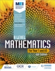 MEI A Level Mathematics Year 1 (AS) 4th Edition - Book