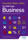 Essential Maths Skills for AS/A Level Business - Book