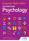 Essential Maths Skills for AS/A Level Psychology - Book