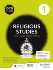 OCR Religious Studies a Level Year 1 and AS - Book