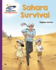 Reading Planet - Sahara Survival - Purple: Galaxy - Book