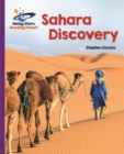 Reading Planet - Sahara Discovery - Purple: Galaxy - Book