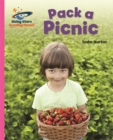 Reading Planet - Pack a Picnic - Pink A: Galaxy - Book
