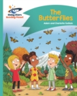 Reading Planet - The Butterflies - Turquoise: Comet Street Kids - Book