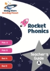 Reading Planet Rocket Phonics Teacher's Guide A (Pink A - Red B) - Book
