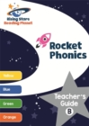 Reading Planet Rocket Phonics Teacher's Guide B (Yellow - Orange) - Book