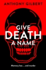 Give Death a Name - eBook