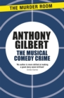 The Musical Comedy Crime - Book