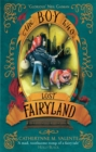 The Boy Who Lost Fairyland - Book