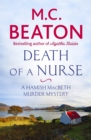 Death of a Nurse - Book