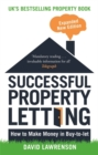 Successful Property Letting : How to Make Money in Buy-to-Let - Book