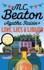 Agatha Raisin and Love, Lies and Liquor - Book