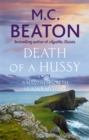 Death of a Hussy - Book