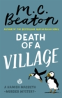 Death of a Village - Book