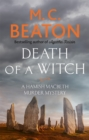 Death of a Witch - Book