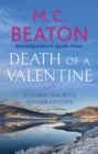 Death of a Valentine - Book