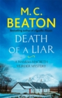 Death of a Liar - Book