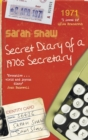 Secret Diary of a 1970s Secretary - Book