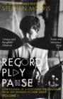 Record Play Pause : Confessions of a Post-Punk Percussionist: The Joy Division Years - Book