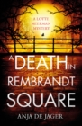 A Death in Rembrandt Square - eBook