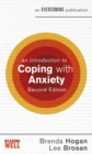 An Introduction to Coping with Anxiety, 2nd Edition - Book