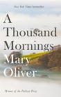A Thousand Mornings - Book