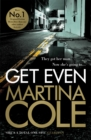 Get Even : A dark thriller of murder, mystery and revenge - Book