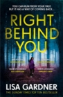 Right Behind You - Book