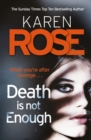 Death Is Not Enough (The Baltimore Series Book 6) - eBook