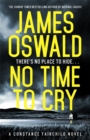 No Time to Cry - Book