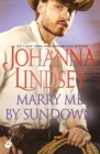 Marry Me By Sundown - Book
