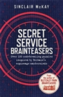 SECRET SERVICE BRAINTEASERS - Book