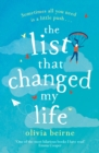 The List That Changed My Life : the uplifting page-turner that will make you weep with laughter - eBook