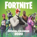 FORTNITE Official 2020 Calendar - Book