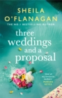 Three Weddings and a Proposal - Book