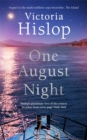One August Night : Sequel to much-loved classic, The Island - Book