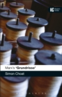 Marx's 'Grundrisse' : A Reader's Guide - Book