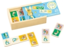 Peter Rabbit Dominoes - Book