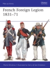 French Foreign Legion 1831-71 - Book