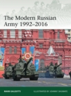 The Modern Russian Army 1992-2016 - Book