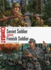 Soviet Soldier vs Finnish Soldier : The Continuation War 1941-44 - Book
