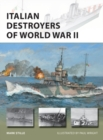 Italian Destroyers of World War II - eBook