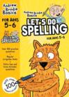 Let's do Spelling 5-6 : For children learning at home - Book